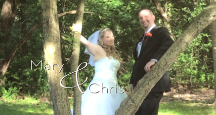 Mary & Chris